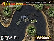 Флеш игра онлайн Tank Racing
