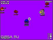 Флеш игра онлайн Tank Patrol