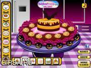 Флеш игра онлайн Вкусный тыквенный пирог для Хэллоуина / Tasty Halloween Pumpkin Pie