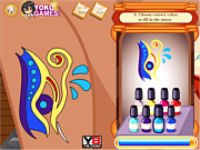 Флеш игра онлайн Тату-салон 2