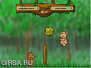Флеш игра онлайн Teddy Ball