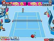 Флеш игра онлайн Оригинал тенниса