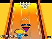 Флеш игра онлайн Боулинг / Ten Pin Bowling