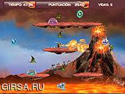 Флеш игра онлайн Плотоядный Птеродактиль