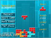 Флеш игра онлайн Тетролапс / Tetrollapse