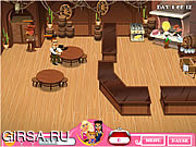 Флеш игра онлайн Дженнифер Роуз: Техасский салун / Jennifer Rose: Texas Saloon