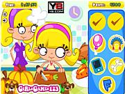 Флеш игра онлайн День благодарения