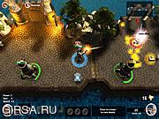 Флеш игра онлайн The Castle Keeper