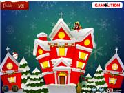 Флеш игра онлайн Гринч, уничтожающий Рождество / The Grinch Who Shot Christmas