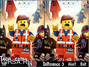 The Lego Movie See The Difference