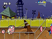 Флеш игра онлайн The Pig Escape
