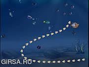 Флеш игра онлайн The Piranha