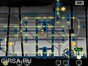 Флеш игра онлайн The Railway Robots Road Trip