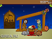 Флеш игра онлайн Дорога в Вифлеем / The Road to Bethlehem