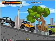 Игра The Truck Competition