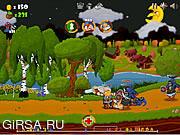 Флеш игра онлайн В атаку на гоблинов!