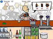 Флеш игра онлайн The Bar