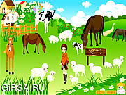 Флеш игра онлайн The Countryside