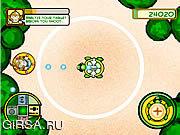 Флеш игра онлайн The Kura