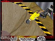 Флеш игра онлайн Трэш-Н-Сжечь Скейтбординга