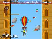 Флеш игра онлайн Толкните мышь / Thrust the Mouse