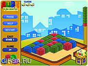 Флеш игра онлайн Cube Tema