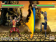 Флеш игра онлайн Avatar Arena