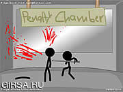 Флеш игра онлайн Stick Figure Penalty