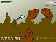 Флеш игра онлайн Астероидное взрывное устройство