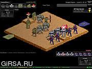 Флеш игра онлайн Схватка / Tactics 100 Live