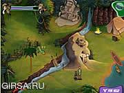 Флеш игра онлайн Скуби Ду - река Рапид