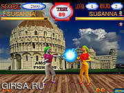 Флеш игра онлайн Angel Fighters