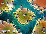 Флеш игра онлайн World Domination 1