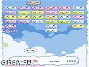 Флеш игра онлайн Cloud Breakout