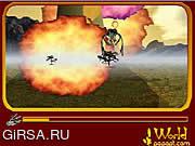 Флеш игра онлайн Nimian Flyer II