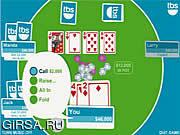 Флеш игра онлайн Техасский Холдем / Texas Hold 'Em