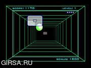 Флеш игра онлайн Curve Ball