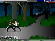 Флеш игра онлайн Легенда о драконе 1