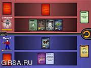 Флеш игра онлайн Карточный мастер