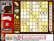 Флеш игра онлайн Sushi Sudoku