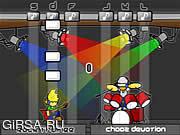 Флеш игра онлайн Удар Coolio