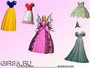 Флеш игра онлайн Сказка Одеваются / Fairy Tale Dress Up