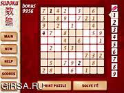 Флеш игра онлайн Sudoku