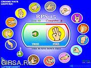 Флеш игра онлайн Камень, Ножницы, Бумага / Rock, Paper, Scissor 25