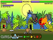 Флеш игра онлайн Power Fox 3