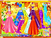 Флеш игра онлайн Lovely Fashion 7