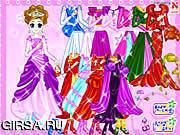 Флеш игра онлайн Lovely Fashion 14