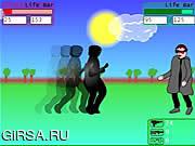 Флеш игра онлайн Последняя Фантазия Барри / Final Fantasy Barry