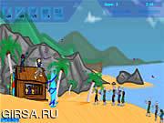 Флеш игра онлайн Спешка зомби