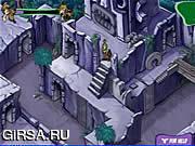 Флеш игра онлайн Скуби Ду и приключения / Scooby Doo - Terror in Tikal